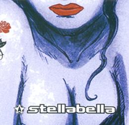 Capa de 'Stellabella', a nova versão do disco de estréia da banda