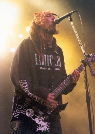 Rock em Geral | Marcos Bragatto » Blog Archive » Sepultura Bc Rich Warlock