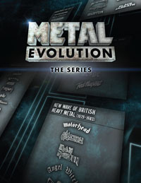 'Metal evolution': série para a TV em 16 capítulos