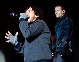 Mike Shinoda e Chester Bennington: dueto com os dias contados