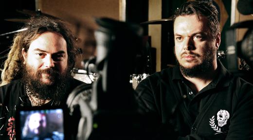 Max e Iggor Cavalera: juntos de novo para resgatar o 'jeito Cavalera de fazer metal'