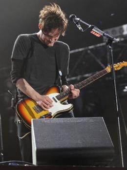 Josh Klinghoffer: bem melhor que John Frusciante