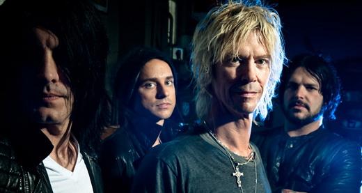 Jeff Rouse (baixo), Isaac Carpenter (bateria), Duff McKagan (vocal e guitarra) e Mike Squires (guitarra)