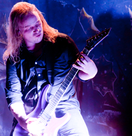 Emppu Vuorinen: guitarrista tem pouco a fazer