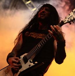 Moyses Kolesne, o guitarrista debulhador do Krisiun