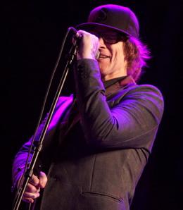 Mark Lanegan: se era o show intimista no lugar errado