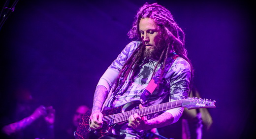 Filho pródigo: o guitarrusta Brian 'Head' Welch está de volta ao Korn depois de um tempão fora