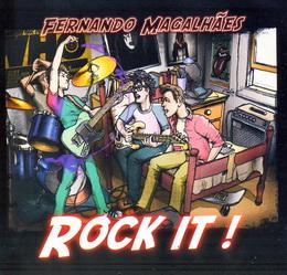 A capa do álbum remete à adolescência do músico