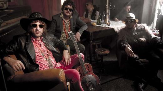 Grupo ensaia o novo repertório para tocar a íntegra do novo disco na turnê subsequente ao lançamento