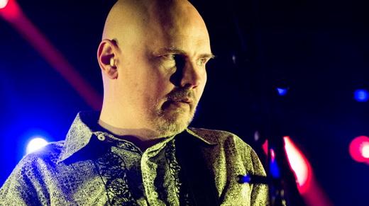 rock pra valer: o olhar certeiro de Billy Corgan que conduz o Smashing Pumpkins a novos caminhos