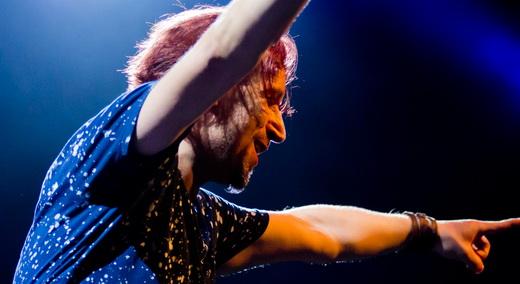 Na terceira vez seguida no Rio, show do Sonata Arctica não dependeu só do humor do vocalista Tony Kakko