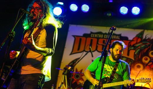 The Cigarettes: Marcelo Colares lidera nova formação na primeira vez do grupo no Festival Dosol