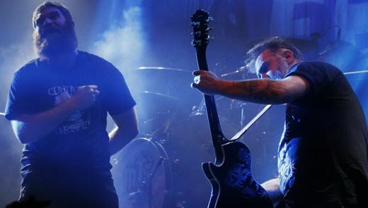 Teve até parabéns pra você para Jimmy, o aniversariante deste domingo e para o guitarrista Maurício