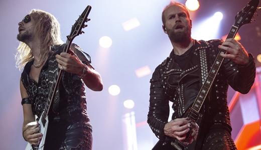 Testada e aprovada: a nova dupla de guitarristas do Judas Priest, Richie Faulkner e Andy Sneap